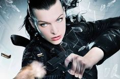 ALICE [Milla Jovovich] - (Resident Evil: Retribution)