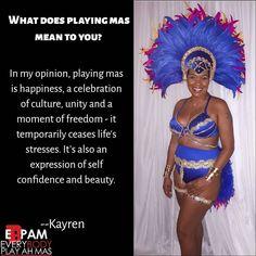 'What does playing mas mean to you?' #everyBODYplayahmas #TorontoRevellers #TorontoCaribbeanCarnival ⠀⠀⠀⠀⠀⠀⠀⠀⠀ ⠀⠀⠀⠀⠀⠀⠀⠀⠀  #AllShapesAndSizes #PlayAhMas #BodyLove #BodyPositive #CaribbeanGirlsWhoBlog  #CaribbeanWomen #CarnivalChasers #CarnivalIsLife #CarnivalIsWoman #CarnivalSlayers #CarnivalsAroundTheWorld #GetInYuhSection  #InWeBlood #KaribbeanKollective #LoveYourselfFirst #MasIsLife #SexyAtAnySize #SocaDriven #SocaToTheUniverse #StageNotGoodAgain #SupportTheCulture #ThickGirlsPlayMas Caribbean Carnival, Love Yourself First, Body Love