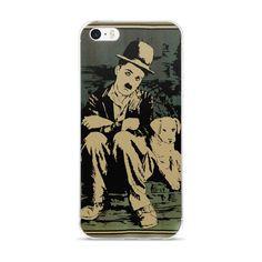 Charlie Chaplin iPhone 5/5s/Se, 6/6s, 6/6s Plus Case