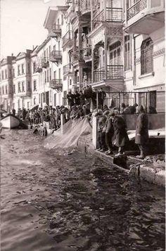 Vay Be Nereden Nereye... Eski İstanbul'dan 27 Fotoğraf Karesiyle Bir Acayip Olacaksınız!
