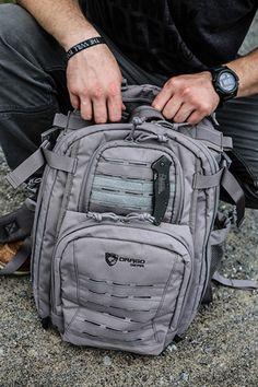 80cdee8f13ae 3V Gear Paratus 3 Day Operators Pack - Black  backpackinggearhiking ...