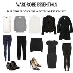 enterloop: Wardrobe Essentials