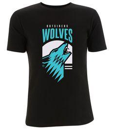 Team Wolves - Black