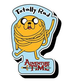 Aquarius Adventure Time  Jake Funky Chunky Magnet -- Be sure to check out this awesome product. (Note:Amazon affiliate link)