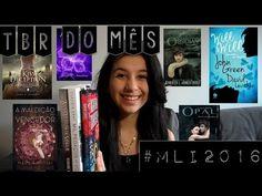 TBR de inverno - #MLI2016 | Garota dos Livros - YouTube