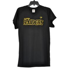 Raiders California  20 T-Shirt Short Sleeve Junior size XL #TheGloveAthletique #EmbellishedTee