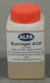 Point of Interest!: Emulsifiers: Sucragel AOF