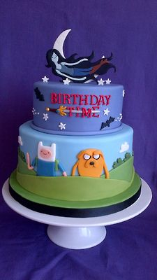 if anyone wants to get me a birthday cake this year...