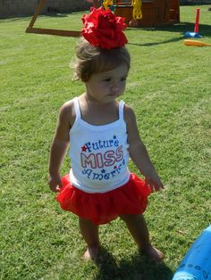Items similar to Future Miss America of July Dress on Etsy My Little Girl, My Girl, Toddler Outfits, Kids Outfits, 4th Of July Dresses, Pageant Wear, Children Style, Little Miss Sunshine, Miss America