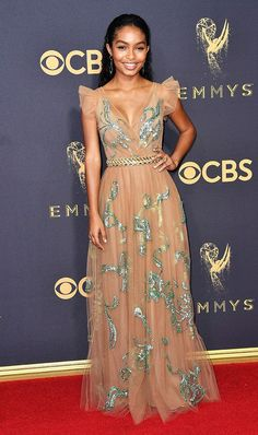 The Only Emmys Red Carpet Looks You Need to See via @WhoWhatWear