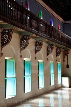 A glimpse into the Mansions Of Chettinad | Bharath Ramamrutham