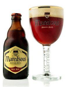 Duvel-Moorgat - Maredsous 8 Brune/Bruin (Abbay Duppel) 8,0% pullo