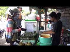 Sate Lilit is one traditional Balinese food is made from blue marlin fish,coconut and spices.