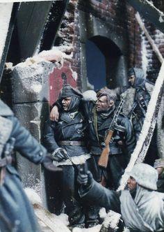 """""""Last Stand at Stalingrad"""" by Modeler Yoshitaka Hirano"""