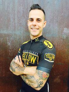 #YellowTeam #YellowRiders #PR Borja Carrasco | BMX , BMXRace, DH, MX, XC , Road