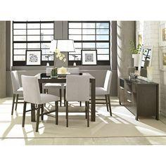Casana Hudson 7 Piece Cafe Table
