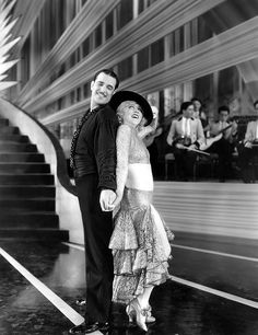 Peacock Alley is a 1930 American musical starring Mae Murray and George Barraud, a remake of the 1921 silent film of the same name The film was shot in black-and-white and had one, two-color Technicolor sequence in which Murray tangoed and impersonated both a toreador and a bull was featured in the film.