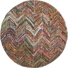 small round rug in walmart