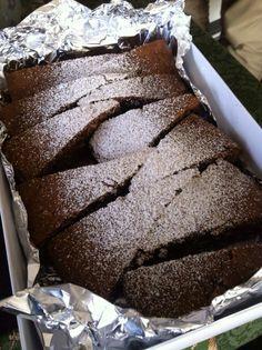 カプリ島のケーキ