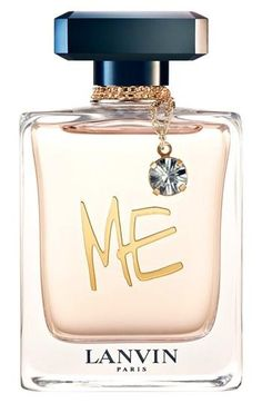 Lanvin Me Perfume - The Perfume Girl. Fragrances and colognes from fashion houses and perfume designers. Scent resources, perfume database, and campaign ad photos. Perfume Scents, Perfume And Cologne, Best Perfume, New Fragrances, Fragrance Parfum, Perfume Bottles, Armani Parfum, Lanvin Perfume, Essential Oil Blends