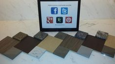 Cambria Countertops, Social Media, Facebook, Design, Social Networks, Design Comics