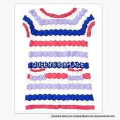 45878f81e Nwt Crazy 8 Girls size 18 24 months Pink blue purple pocket sweater dress  New