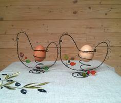 Wire Crafts, Wire Art, Metals, Wire, Metal, String Crafts