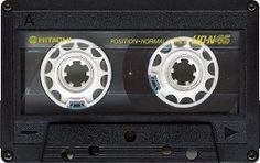HITACHI UD-N 46 Radios, Magnetic Tape, Video Home, Audio Equipment, Mixtape, Compact, Cassette Tape, Retro, Collages