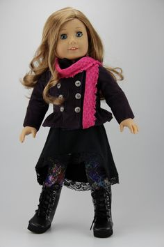 American Girl doll clothes 5 piece snow club by DolliciousClothes 40.50