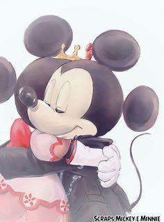 Disney & Cartoon In Anime - Mickey And Friends - Sayfa 2 - Wattpad Disney Mickey Mouse, Mickey Mouse Kunst, Mickey Mouse Y Amigos, Mickey Love, Mickey Mouse And Friends, Mickey Mouse Wallpaper, Cute Disney Wallpaper, Wallpaper Iphone Disney, Couple Wallpaper