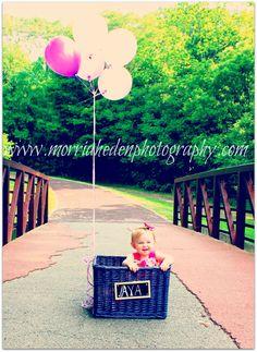 1st birthday by Morriah Eden Photography