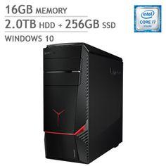 Lenovo Y900 Desktop - Intel Core i7 - 4GB Graphics