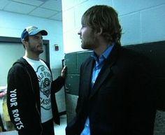 Twitter / PunkUniversity: CM Punk & Dean Ambrose ...