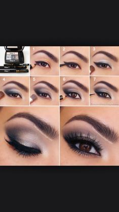 Makeup For Brown Eyes by earnestine
