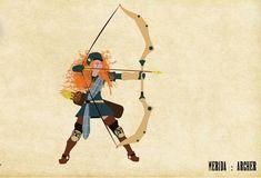disney princess's as RPG characters - Album on Imgur