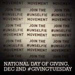 Ideas for Individuals   http://www.givingtuesday.org/join-here/