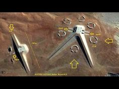 Shocking !!! Mysterious structure in the desert in Egypt . MATTEO IANNEO Italian Researcher © - YouTube