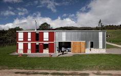 Barn House / Oficina Informal