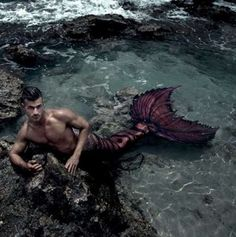 18 Real-Life Mermen Who Are Turning Up The Heat, #8 Is Too Hot To Handle! - Answers.com