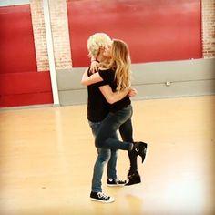 Riker Lynch and Allison Holker! #TeamRallison