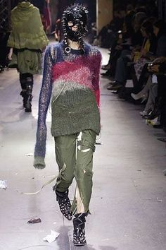 Junya Watanabe Fall 2006 Ready-to-Wear - Collection - Gallery - Style.com: