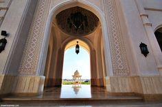 Nizwa Fort Arabia Felix Und Der Gloorreiche Sultan