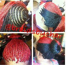 1000+ images about crochet braids styles on Pinterest Crochet braids ...