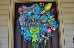 such a cute Christmas wreath!
