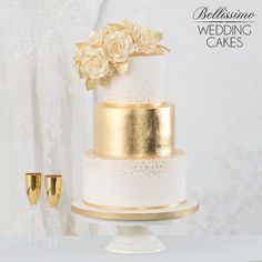 'Rosa' from Bellissimo Wedding Cakes by Helen Mansey