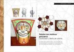 "Echa un vistazo a este proyecto @Behance: \u201cInstituto - Diseño, impresión y pintado.""Pelota Chavín""\u201d https://www.behance.net/gallery/51819753/Instituto-Diseno-impresion-y-pintadoPelota-Chavin"