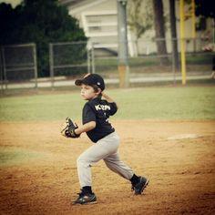 The start of baseball season