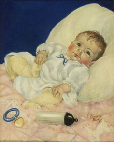 Charlotte Becker - bedtime.