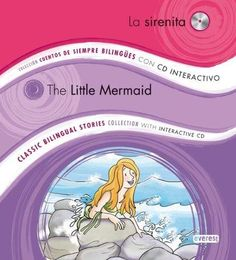 The little mermaid (classic bilingual stories) • English Wooks