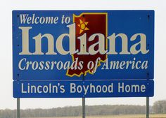 It is where I live! Think John Mellencamp the Colts, Basket ball  (IU) , corn fields and lovely little towns with people who are real!